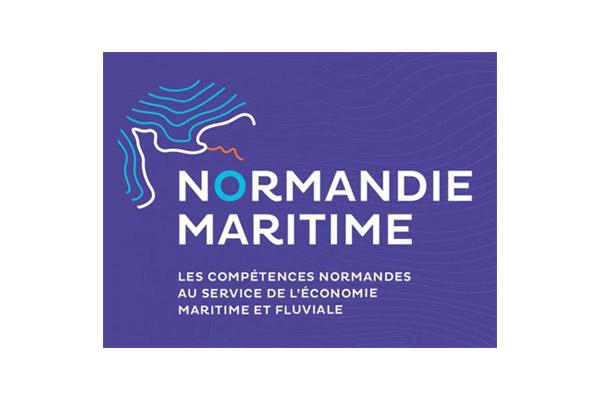 Logo Normandie Maritime