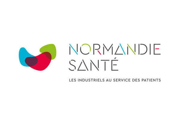Logo Normandie Santé
