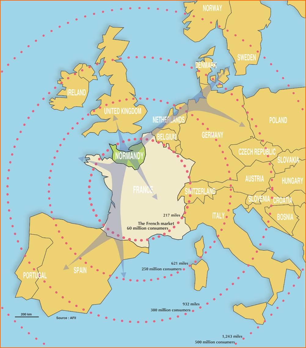 Why Normandie Ad Normandie