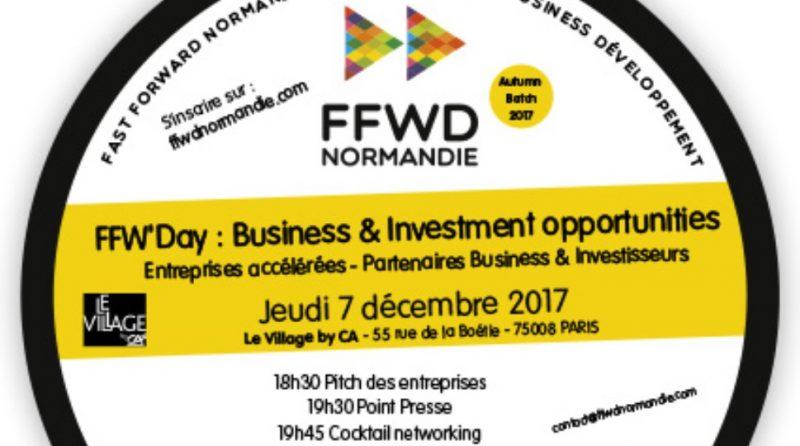 FFWD visuel invitation mail