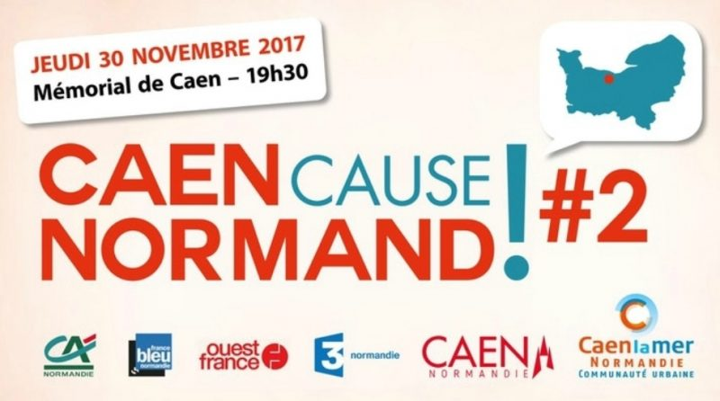 visuel caen cause normand 2017