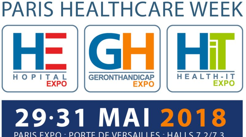 visuel paris healthcare week