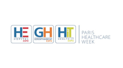 Logo paris healthcare week
