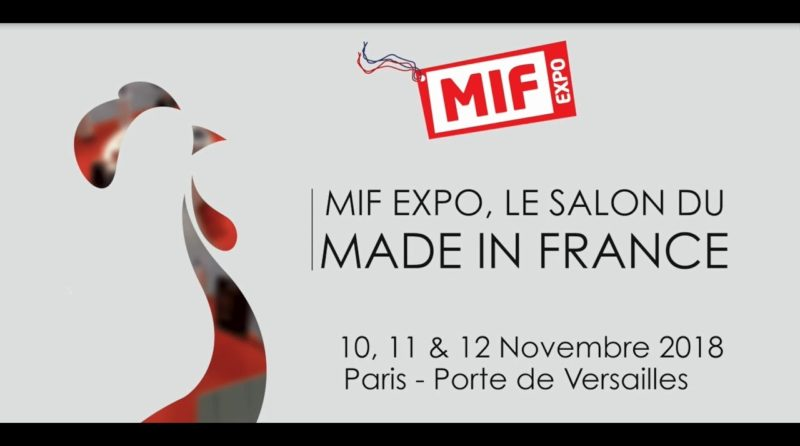 Visuel bandeau du Salon Made In France