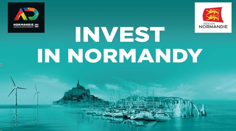 Visuel Invest In Normandy