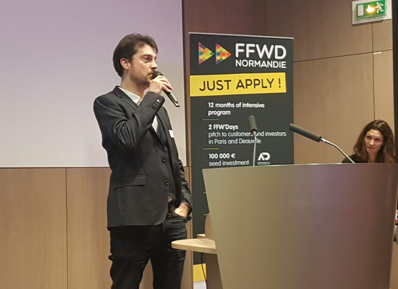 Photo pitch FFWD