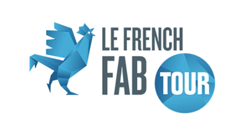 Logo le French Fab Tour