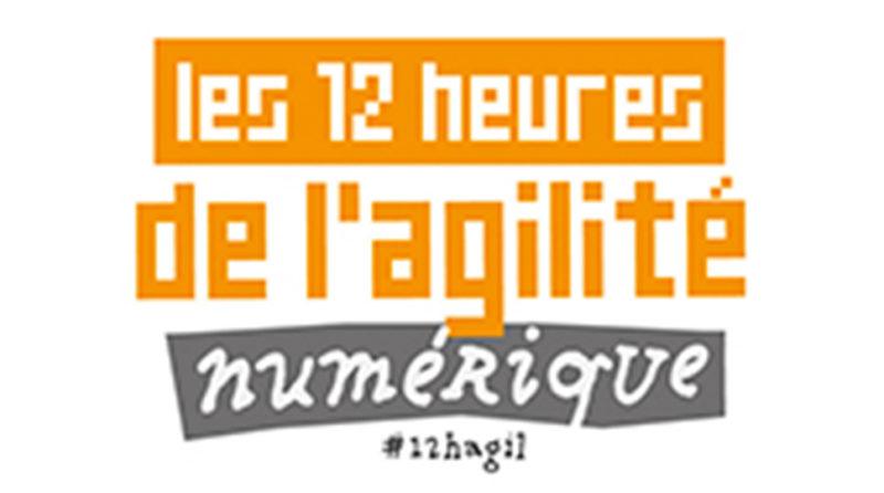 Logo 12h agilité