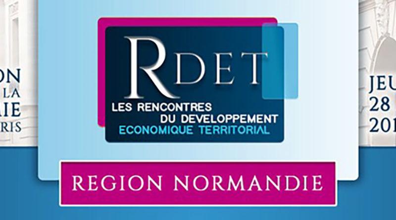 Les rencontres du développement économique territorial