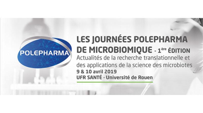Les Journées POLEPHARMA de Microbiomique