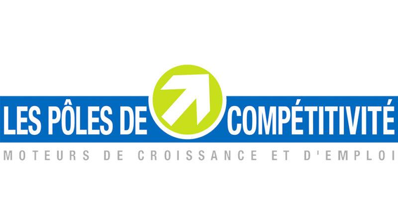 Logo Pôles de compétitivité
