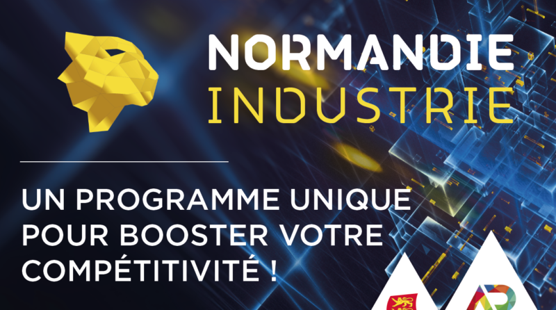 Visuel Normandie Industrie