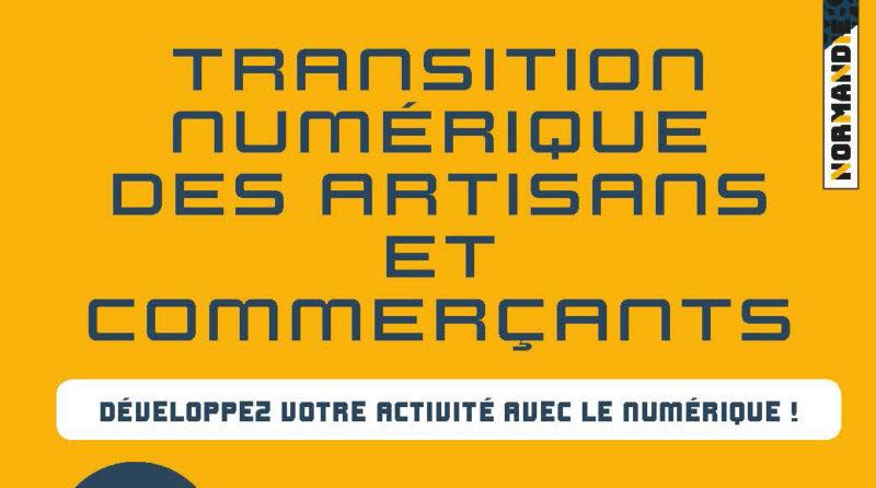 Flyer Impulsion Transition Numérique