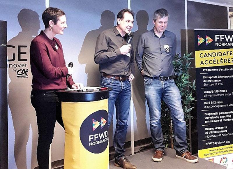 photo FFWD saison 6