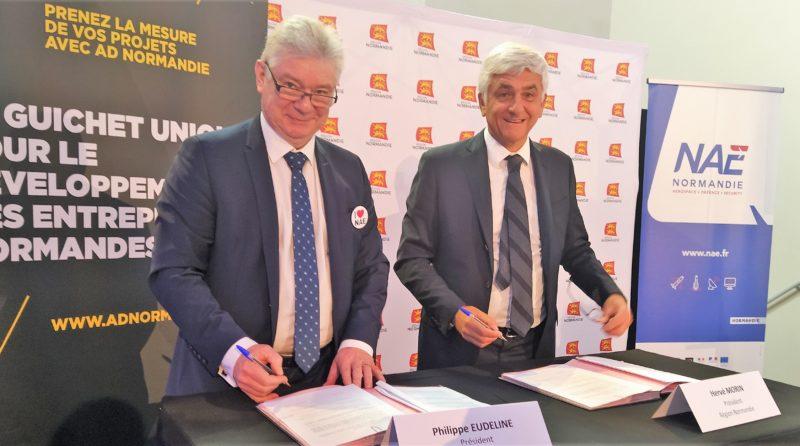 Signature contrat triennal