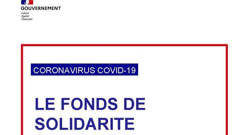 Visuel Fonds de solidarité