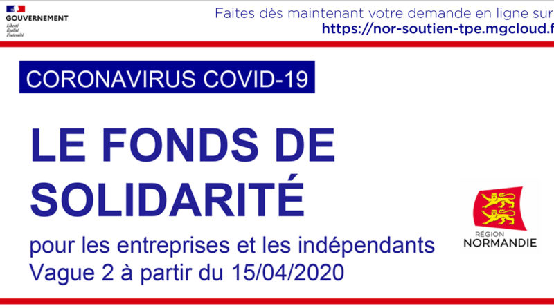 Linkedin Fonds de solidarité Covid-19 Vague 2