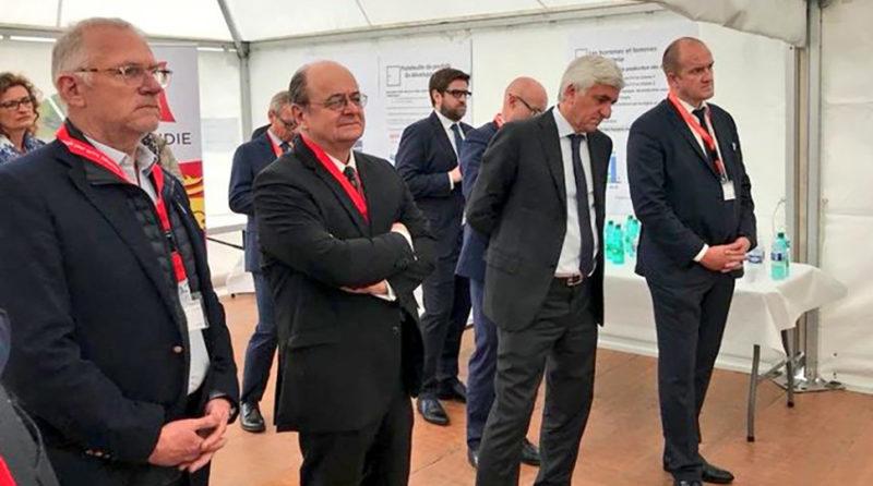 Image Bernard Leroy et Hervé Morin