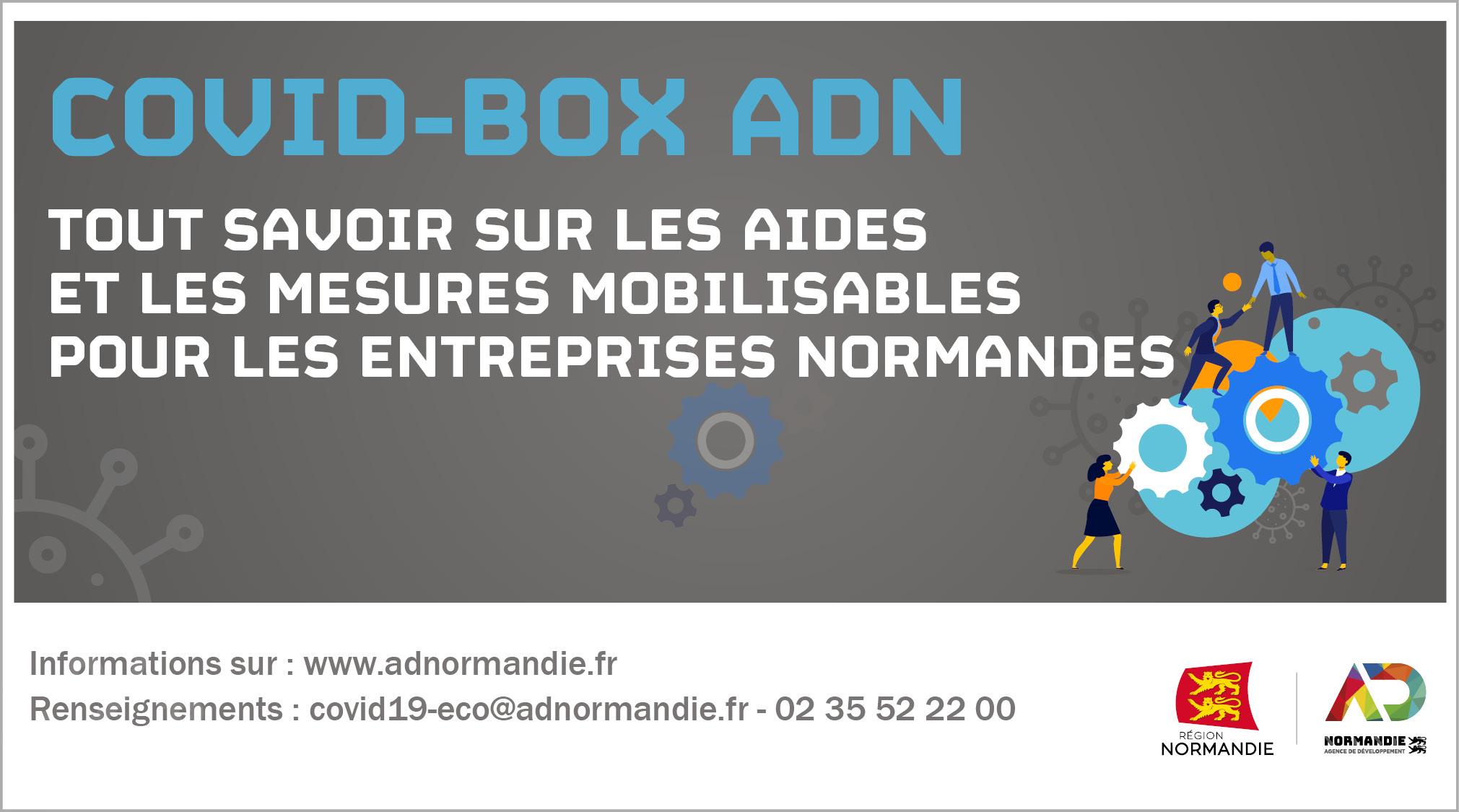 Covid Box AD Normandie