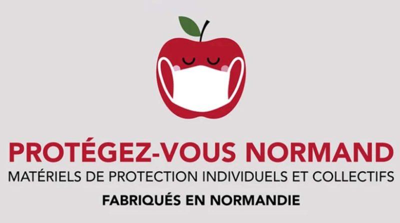 Visuel protégez-vous normand