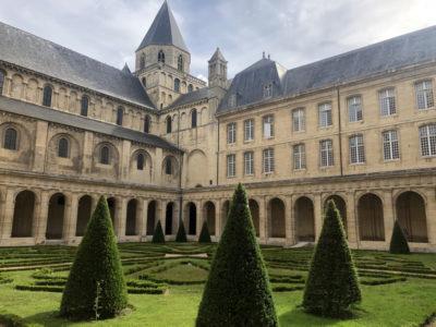 Photo Abbaye aux Hommes - CAEN