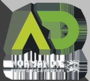Logo Normandie Territoires & filières